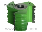 Szerszámok - Profilmarók, patentfejek, rádiuszmarók, félkör-negyedkör-holker-stab-45 fokos marók - Vídiás párkánymaró szerszám - WM.PC.45