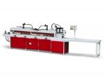Egyedi gépek - Hossztoldó gépek hossziránti toldáshoz - WM 1545 SEMI-AUTO: Hossztoldó prés