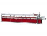 Egyedi gépek - Hossztoldó gépek hossziránti toldáshoz - Automata 1560: Hossztoldó prés