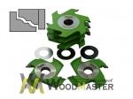 Szerszámok - Kontraprofil - keretösszeépítő marók - Állítható bútorajtógyártó kontraprofil 09