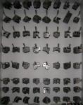 Szerszámok - Profilmarók, patentfejek, rádiuszmarók, félkör-negyedkör-holker-stab-45 fokos marók - 113-6x-xx: Profilkések patentfejhez