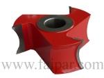 Szersz�mok - Profilmar�k, patentfejek, r�diuszmar�k, f�lk�r-negyedk�r-holker-stab-45 fokos mar�k - MM61B5104/50 mm mar�szersz�m