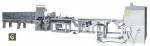 Egyedi gépek - Hossztoldó gépek hossziránti toldáshoz - FJL 4000 komplett hossztoldó gépsor
