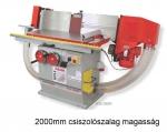 Gépek - Holzmann - Faipari gépek - KOS 3000 P: élcsiszológép