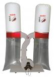 Gépek - Holzmann - Faipari gépek - ABS 3880: porelszívó