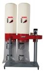 Gépek - Holzmann - Faipari gépek - ABS 5000: porelszívó