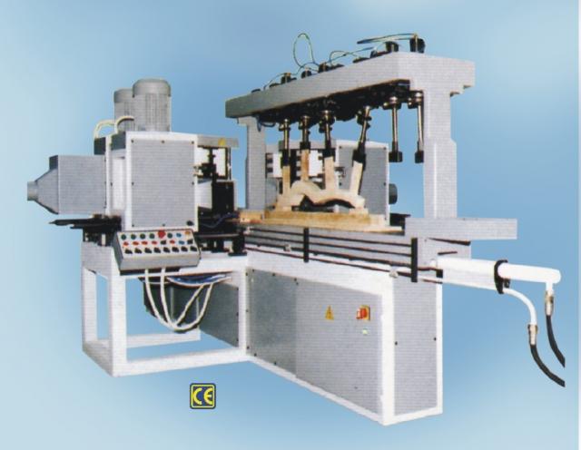 Faipari másoló marógép