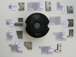 Szerszámok - Ablakgyártó marók - 58-78 mm-es ablakgyártó patentfej készlet