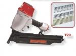 Gépek - Holzmann - Faipari gépek - T90 ipari pneumatikus szegbelövő