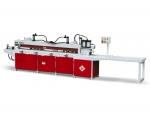 Egyedi gépek - Hossztoldó gépek hossziránti toldáshoz - WM 1531 SEMI-AUTO: Hossztoldó prés
